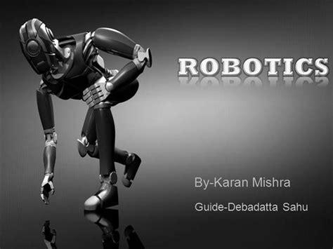 robotics ppt themes free download robotics authorstream