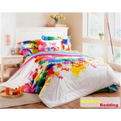 Rainbow Comforter by 17 Best Images About Rainbow Unicorn Bedroom Ideas