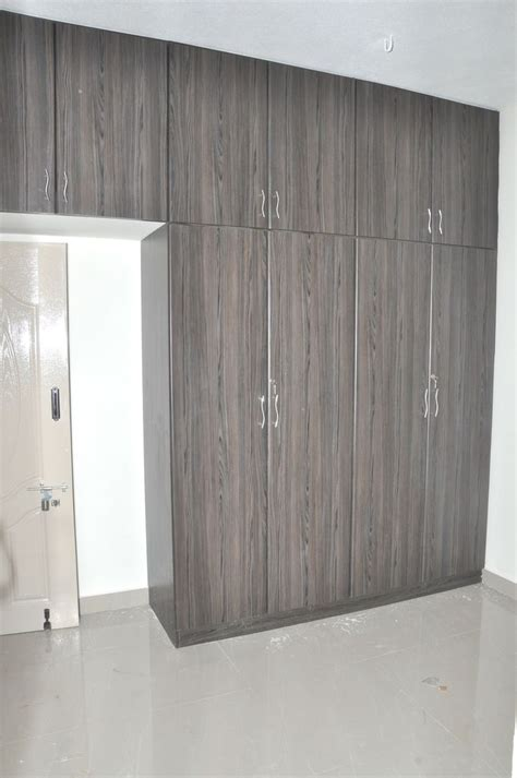 cloth wardrobe    plywood  laminate