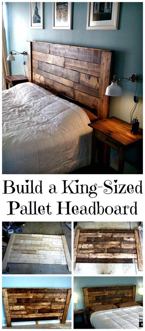 king size pallet headboard best 25 beach headboard ideas on pinterest beach style