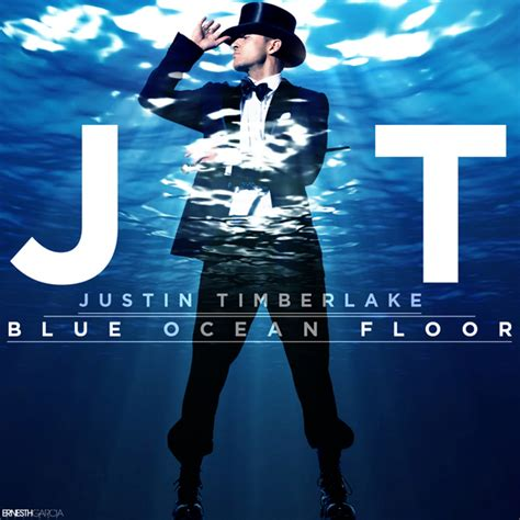 Justin Timberlake Blue Floor by Jt Blue Floor Track Photo Justin Timberlake