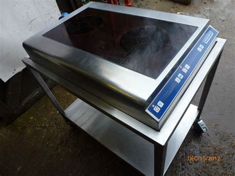 induction hob for sale selling hobart induction movable hob second catering equipment uk freshwater isle of wight