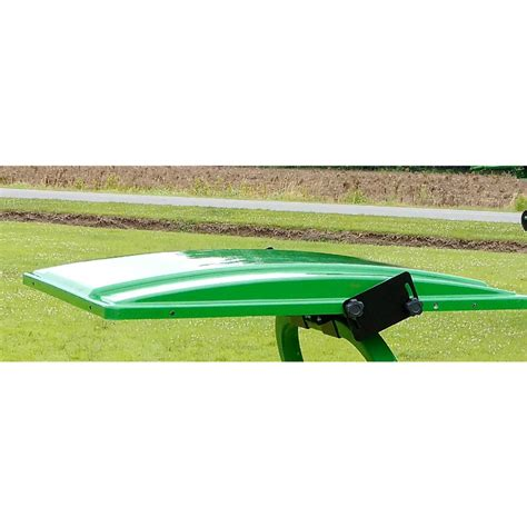 Plastic Canopy Vaccuum Thermo Formed X Abs Plastic Canopy Green
