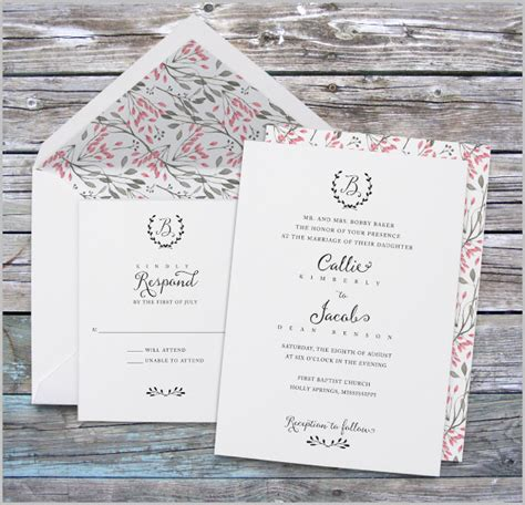 formal wedding invitation template formal invitation templates 62 free psd vector eps ai