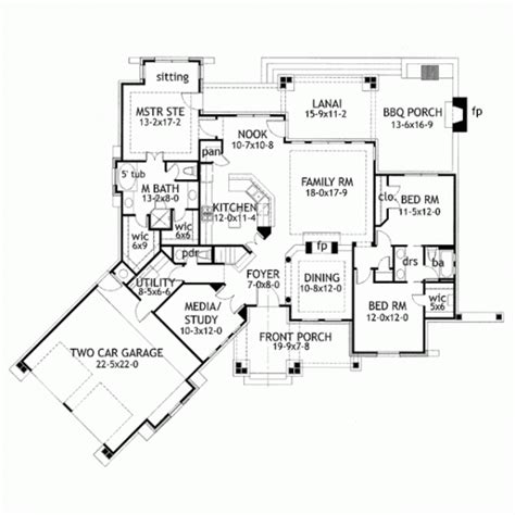house plans with garage in basement house plans ranch style with basement house design