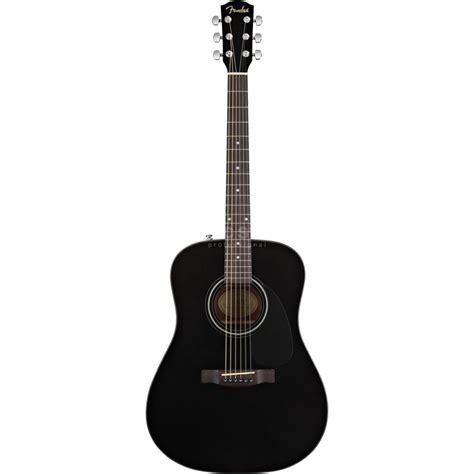 Gitar Akustik Fender List fender cd 60 acoustic guitar black