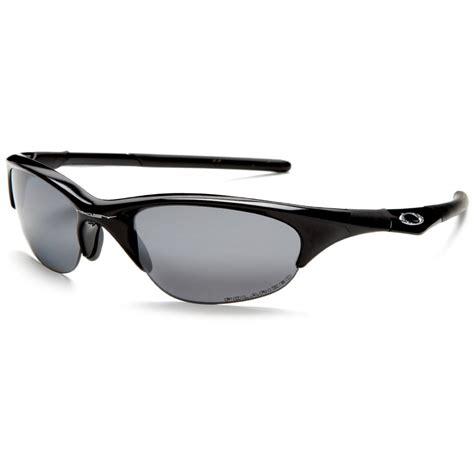 Half Glasses Sunglasses oakley half jacket xlj sunglasses jet black triton cycles