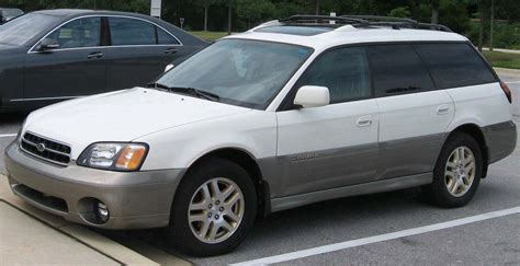 2000 Subaru Outback Limited Wagon Reviews