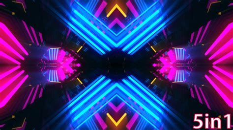 These Neon Lights Show vj neon lights show by blujewelstudios videohive