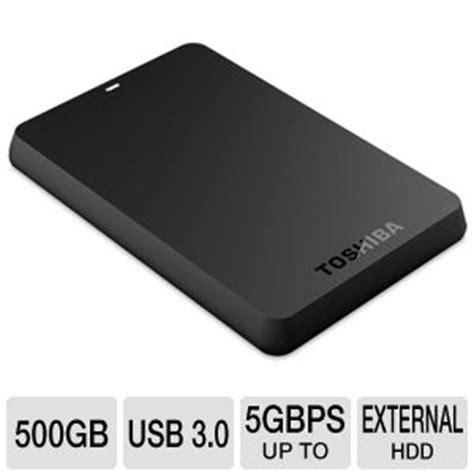 Hdd External Usb Toshiba Canvio Basic 500gb Buy The Toshiba Canvio Basics 3 0 500gb Usb 3 0 Hdd At