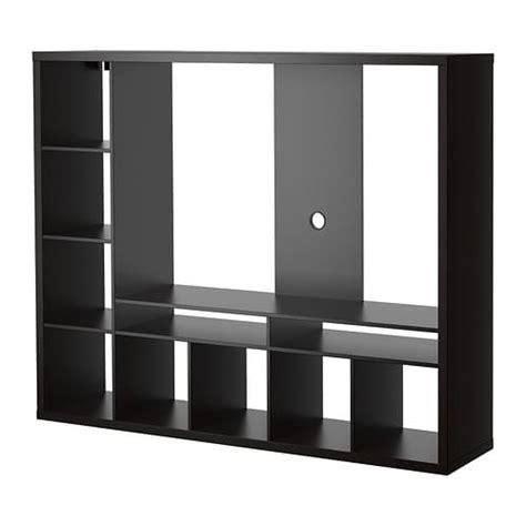 ikea tv unit lappland tv storage unit black brown ikea