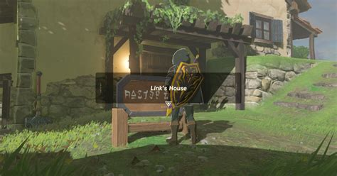 zelda house music house customization 11 things that would make zelda breath of the wild even
