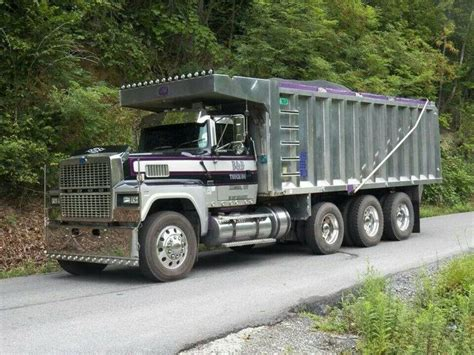 ford ltl 9000 dump truck ltl 9000 dump trucks pinterest