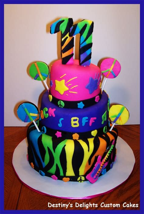 neon doodle cake ideas s neon birthday by kristieavalos on