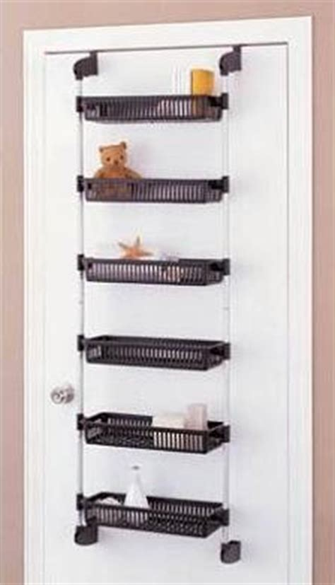Back Of Door Shelving by Bathroom Organization Ideas Organize Your