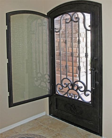 Exterior Door With Built In Screen Puerta Puerta Pinterest Doors Screens And Front Doors