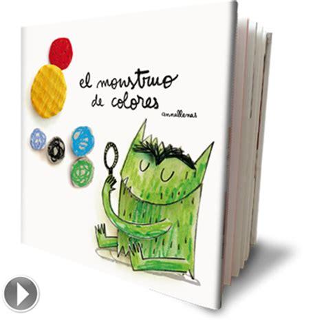 cuentos para monstruos pdf el monstruo de colores libros educativos infantiles y juveniles los cuentos de bastian