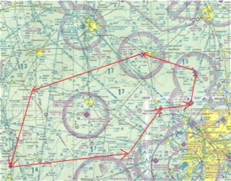 st louis sectional chart the indy air race tm race route