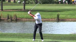 iron swing golf adam scott golf swing video 2014 face on view 300fps