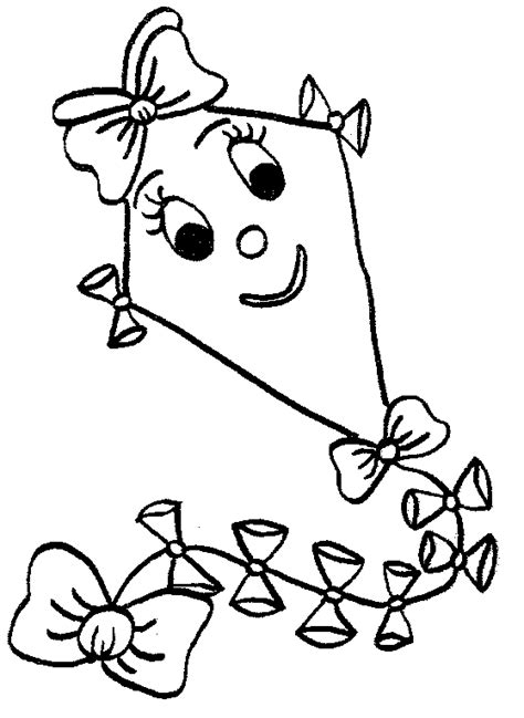 printable coloring pages kites kite coloring pages coloringpagesabc