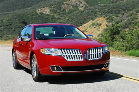 2010 lincoln mkz review test drive