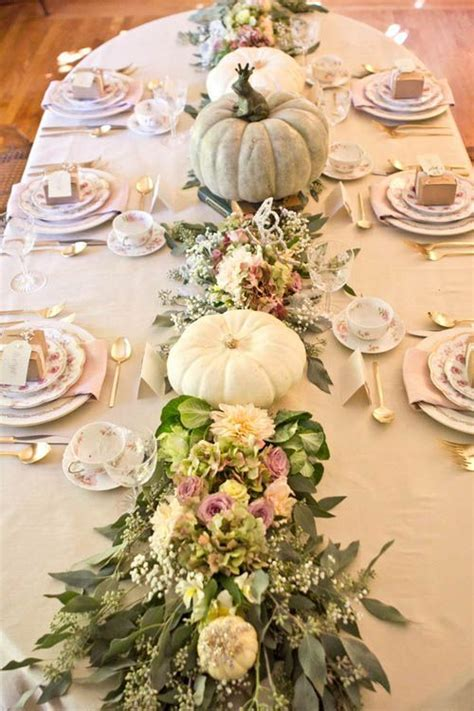 fall decor inspiration garden baby showers baby shower
