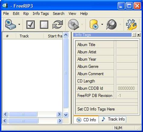 freerip 3 manual ripping audio cds installing freerip