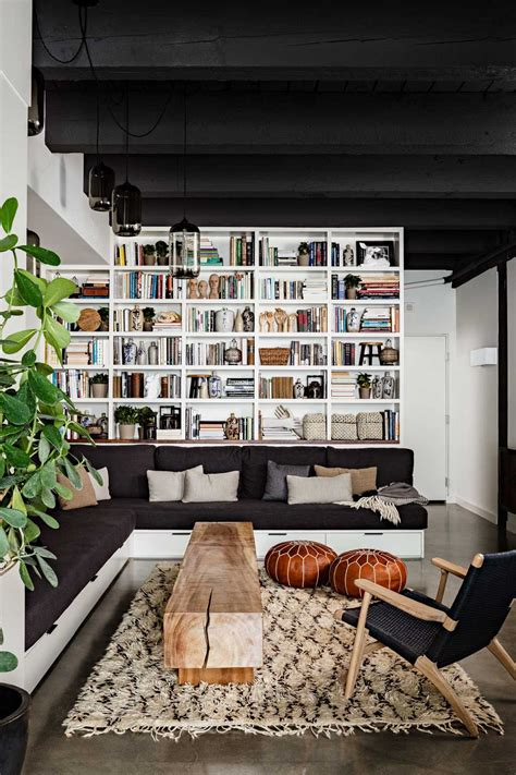 room book living rooms that sport a book collection