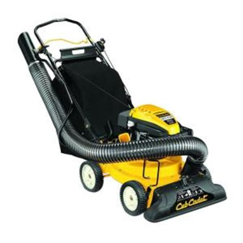 cub cadet 1 5 in 159cc self propelled gas chipper