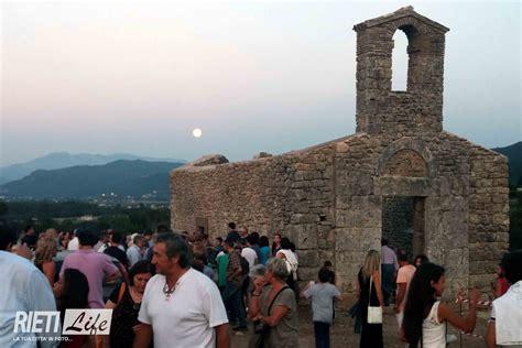 ufficio postale borgo san lorenzo la chiesa di san lorenzo a contigliano torna all antico