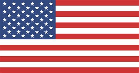american flag usa  vector graphic  pixabay