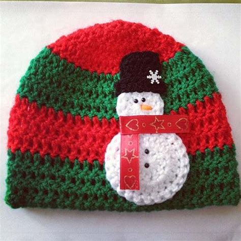 Tejidos Crochet Navideos | gorros navide 241 os tejidos a crochet par ni 241 os01 chal