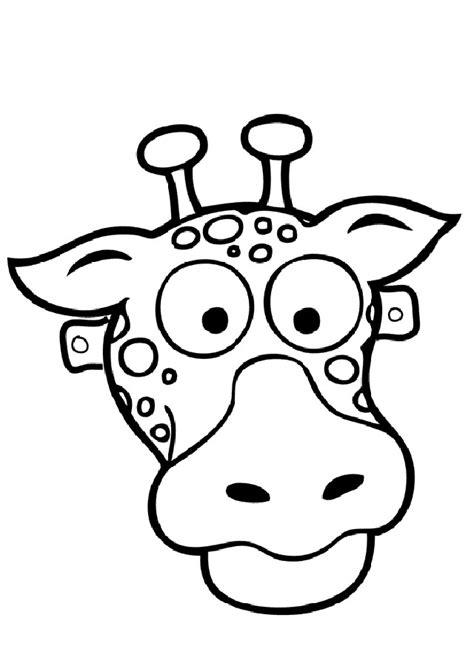 careetas para ni os caretas para imprimir y recortar caras de animales dibujos para colorear