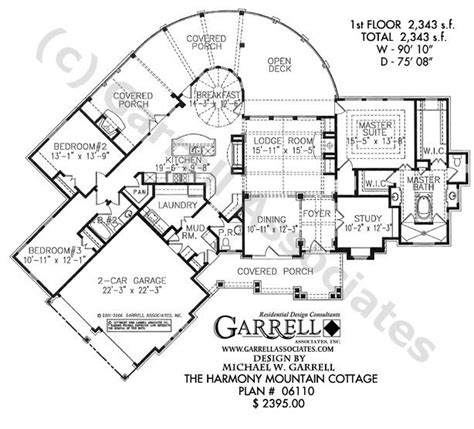 mountain cottage plans 1000 ideas about cottage house plans on house