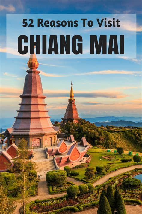 reasons  visit chiang mai thailand  perfect days