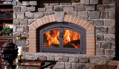 Airtight Fireplace by Fireplaces Grass Roots Energy Inc