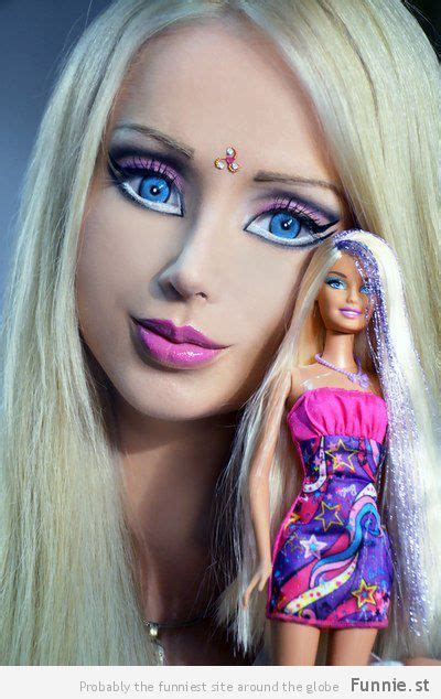human barbie doll eyes yes that s a real life human barbie 100 photos strange