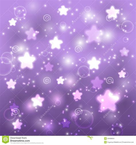 Starry Purple Background Stock Vector Illustration Of Free Twinkle Purple Backgrounds