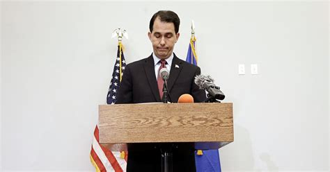 G P Scotie g o p moneymen and supporters vote walker the island the new yorker