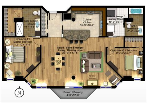 Home Layout Designer Park Place Immediate Occupancy Contemporary Urban