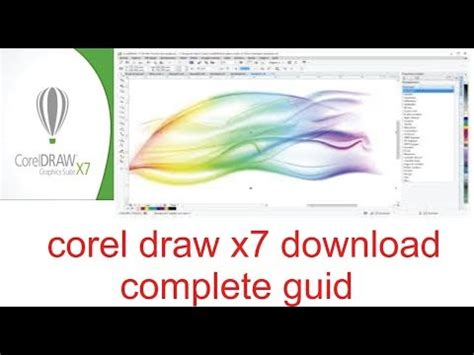 corel draw x7 free download full version with crack download corel draw x7 free download full version youtube