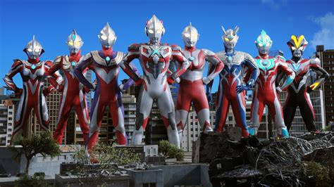 ultraman film list ultraman x the movie here he comes our ultraman story