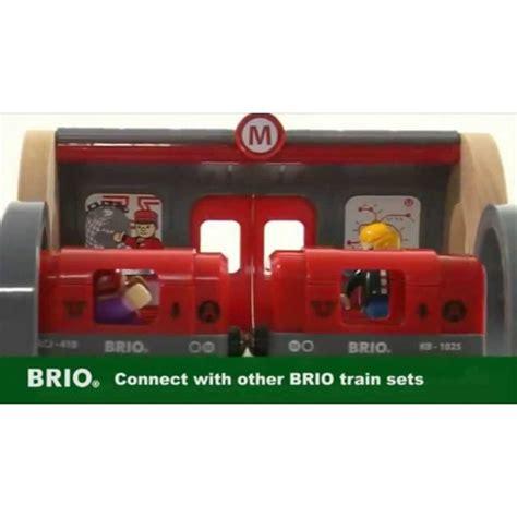 brio subway brio 33513 zestaw metro sklep zabawkowy kimland pl