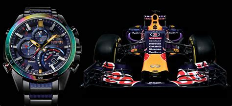 G Shock Redbull Infiniti Series casio to release a special edition to celebrate its