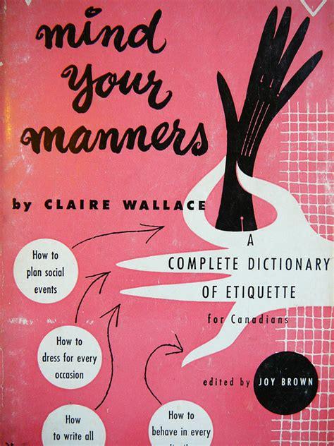 libro manners 47 tapas de libros hiper creativas creativodemente