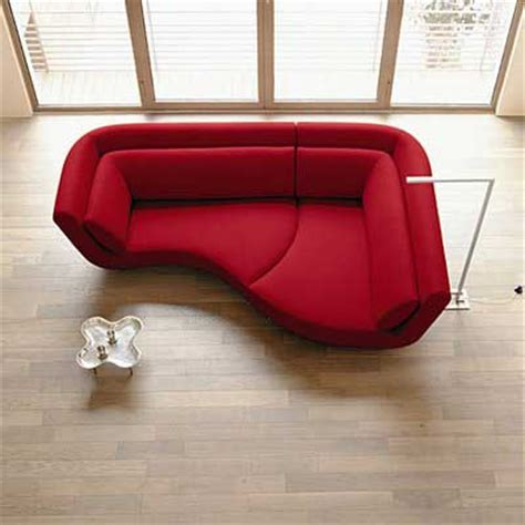 red round sofa circular red sofa luxury and elegant home design in the