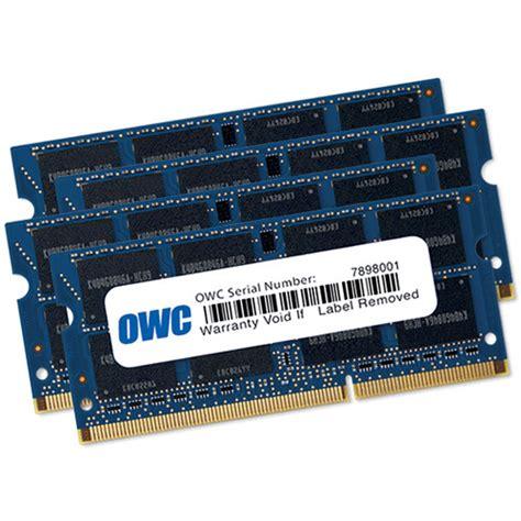 Memory Card Ddr3 owc other world computing 32gb ddr3 1867 mhz owc1867ddr3s32s