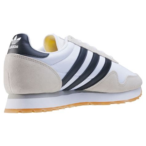 adidas haven adidas haven mens trainers in white black