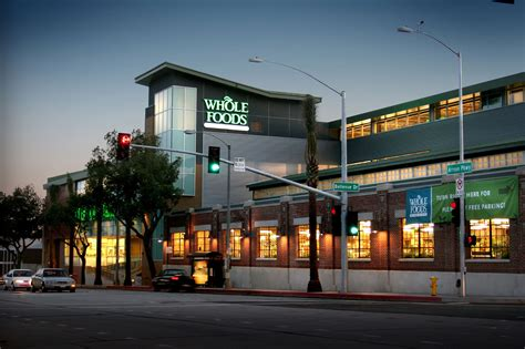 Mba Arch Cmo Wholefoods by Whole Foods Market Sustainable Design Pasadena Ktgy