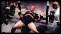 anthony clark bench press interview with the bench press king george halbert